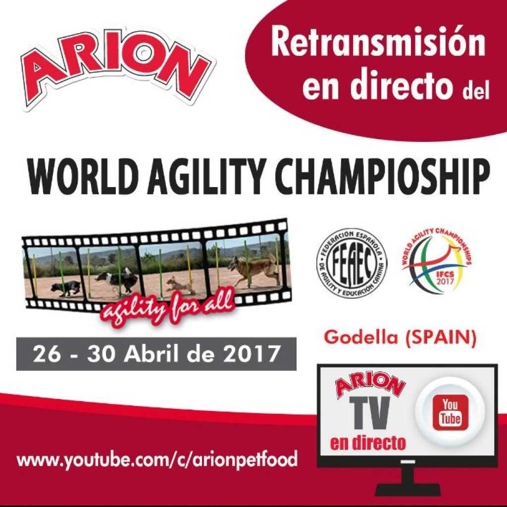 Retransmisión WAC - Arion Tv