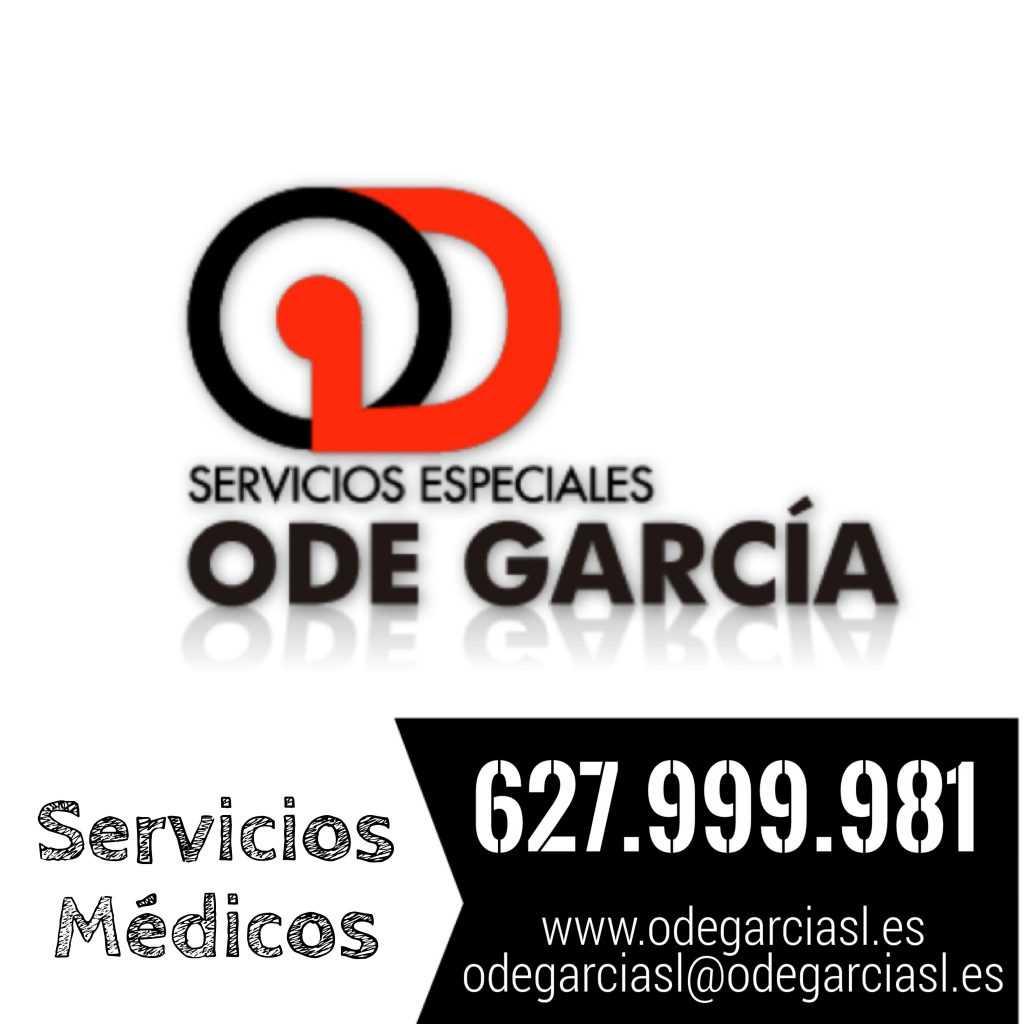 Logotipo Ode Garcia