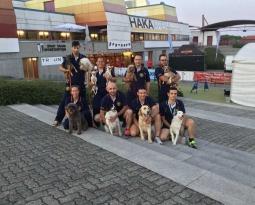 Selección Española FEAEC, IMCA – 2015