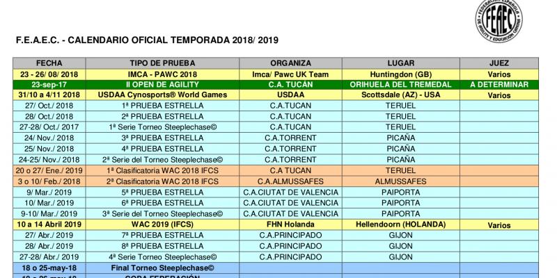 calendario-feaec-2018-2019